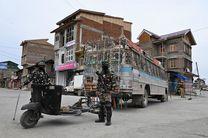 کشته شدن 4 شبه نظامی در کشمیر توسط نیروهای امنیتی هند