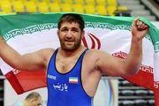 پرویز هادی با شکست قهرمان المپیک به نیمه نهایی رسید
