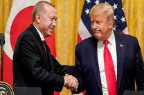 رایزنی تلفنی ترامپ و اردوغان در مورد سوریه و لیبی