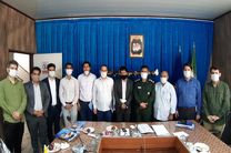 توزیع بیش از هزار 500 بسته معیشتی در پارس آباد