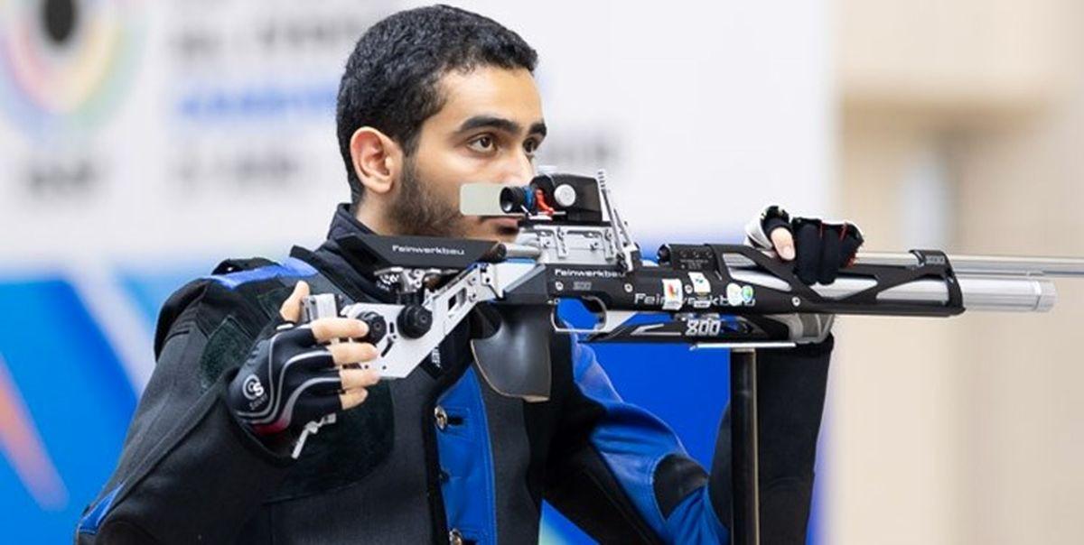تیم ملی تفنگ مردان در جام جهانی کرواسی به مدال نرسید