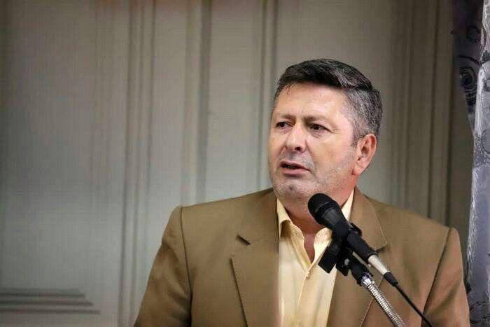 حسین علی قلی زاده شهردار رشت شد
