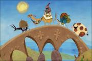 پخش سری جدید مجموعه انیمیشن «شکرستان» در شبکه نسیم