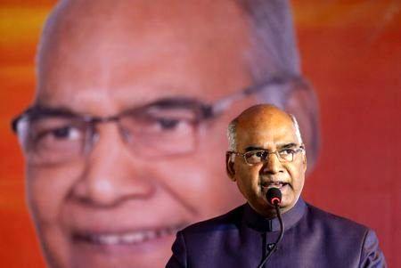 """""""رام ناته کوویند"""" رئیسجمهور هند شد"""