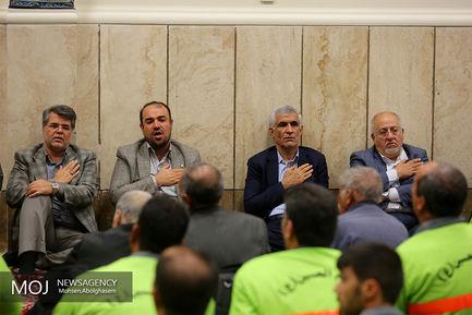 اعزام+کاروان+خادم+الحسین+(ع)+شهرداری+تهران+به+نجف+و+کربلا