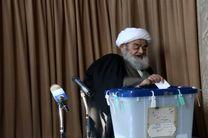 مردم با حضور در انتخابات موجب سرافرازی ایران و نگرانی دشمن خواهند شد