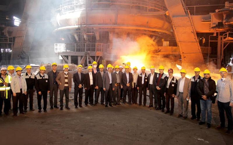 ذوب آهن اصفهان ، برند مورد اطمینان کامل نظام مهندسی ساختمان است