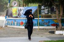 باد و رگبار در تهران/ افزایش دما در برخی مناطق کشور