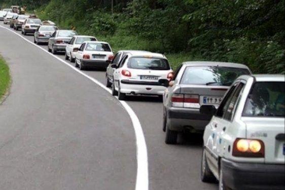 آخرین وضعیت ترافیکی و جوی جادهها در 23 آذر ماه