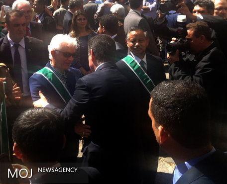 سفیر ایران در برزیل مدال لیاقت دریافت کرد