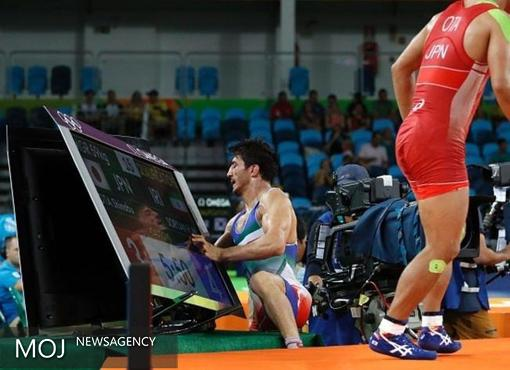 اطاعتی: حمید را بخاطر حذف از المپیک خرد نکنیم / سوریان کشتی گیر ۳ دقیقه ای است