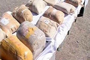 توقیف محموله گاوصندوق های افیونی در اصفهان