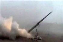 شمال شرق کربلای معلی هدف یک فروند موشک قرار گرفت