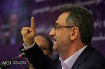 طرح استان تهران جنوبی مراحل قانونی را طی نکرده است