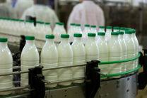 ۱۰ میلیون تن شیر خام تولید میشود