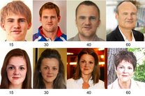 نرم افزاری برای پیش بینی چهره در آینده ابداع شده است