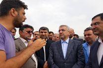 اردکانیان در راه لرستان/ وزیر نیرو از مناطق سیل زده بازدید می کند
