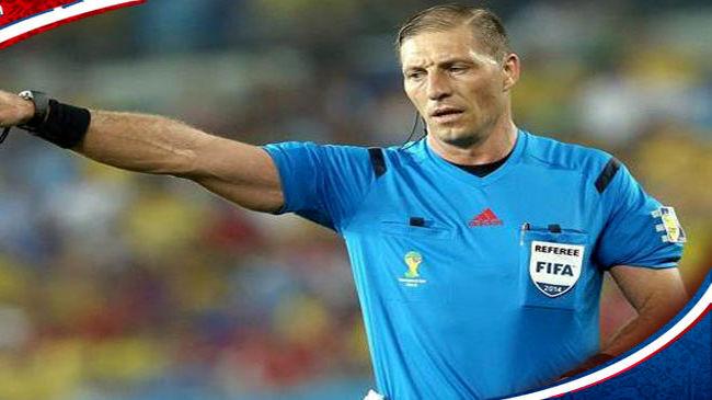 داور نخستین بازی جام جهانی روسیه مشخص شد