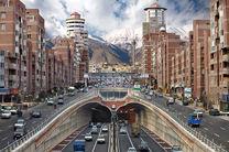 وضعیت ترافیکی صبحگاهی پایتخت در ۲۴ مهر ماه ۹۹