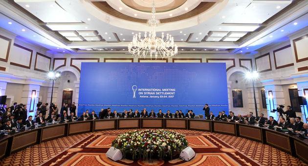 زمان برگزاری دور بعدی مذاکرات آستانه درباره سوریه مشخص شد