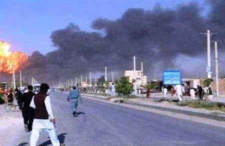 تعداد کشته و زخمی های انفجار در فرودگاه کابل به 76 نفر رسید