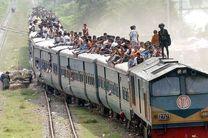 خروج قطار از ریل در بنگلادش، 5 کشته برجا گذاشت