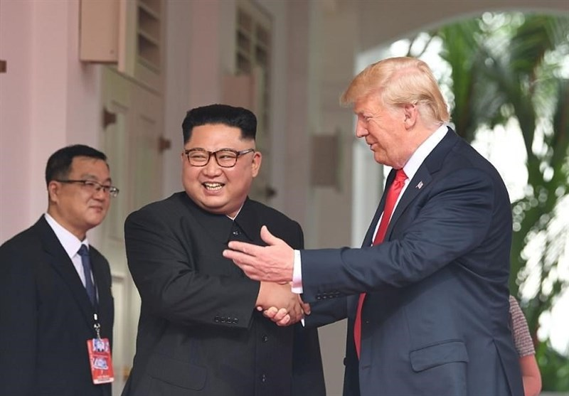 احتمال دیدار مجدد ترامپ با کیم جونگ اون