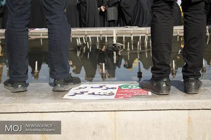 بزرگداشت ۹ دی در تهران