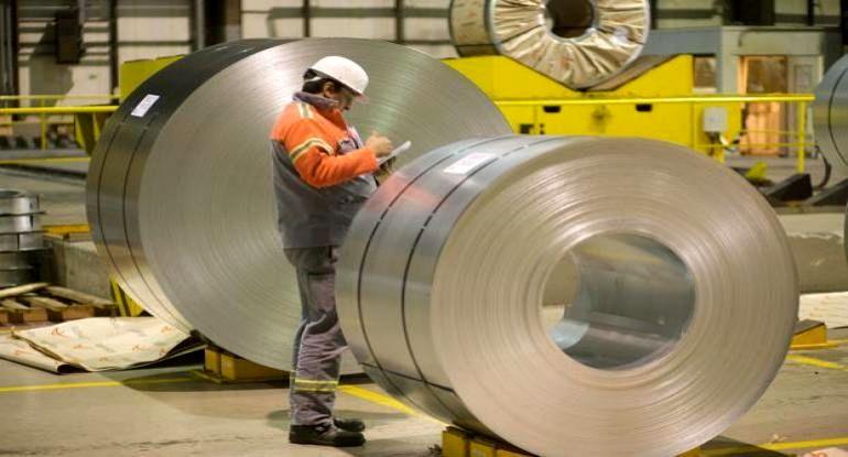 تولید بیش از 20 هزار تن کلاف سرد گالوانیزۀ در شرکت فولاد امیرکبیر کاشان