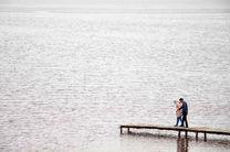 افزایش 64 سانتیمتری تراز دریاچه ارومیه نسبت به اول سال آبی جاری