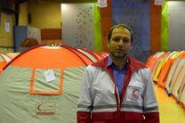 20 تیم عملیاتی به حادثه دیدگان سیل شیراز کمک کردند/ 12 کمپ اسکان اضطراری در حال خدمت رسانی است
