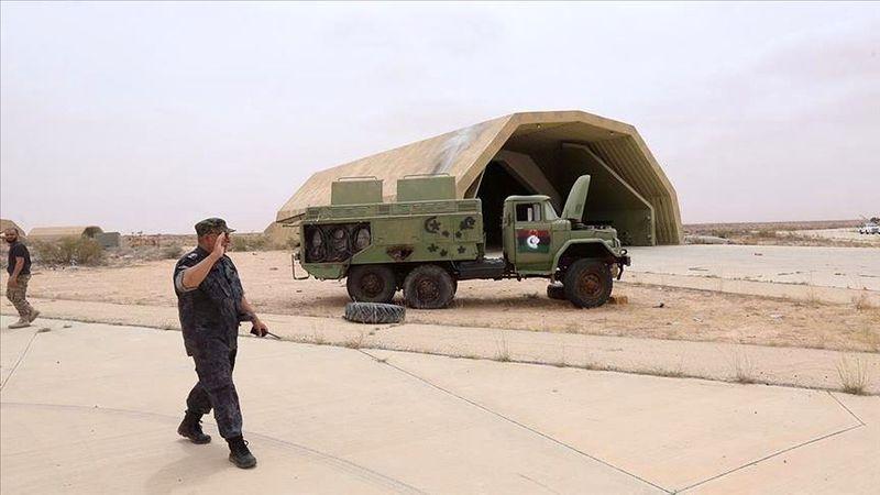 """شکست سخت نیروهای ژنرال """"خلیفه حفتر"""" در نزدیکی مرز لیبی و تونس"""