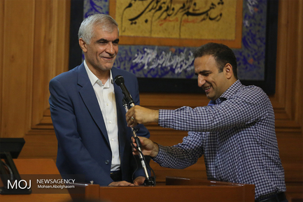 هشتاد و یکمین جلسه شورای شهر با حضور شهردار تهران