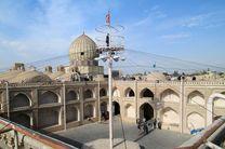 اتمام مرمت حسینیه  بزرگ زواره در شرق اصفهان