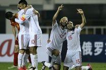 بازیکن سوریه: بازی برابر ایران بازی مرگ و زندگی است