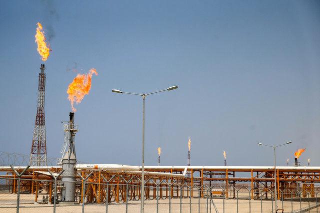 قراردادهای جمع آوری گازهای مشعل مناطق نفت خیز جنوب امضا شد