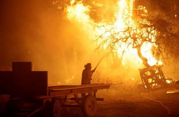 مرگ 4 عضو خانواده ویتنامی در آتشسوزی ساختمان مسکونی