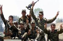 نیروهای ارتش سوریه در آستانه آزاد سازی شهر حلفایا