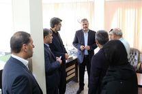 بازدید سرزده دادستان تهران از دادسرای جرائم امنیت اخلاقی