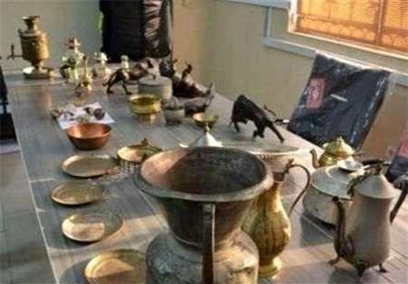 کشف اشیای تاریخی با قدمت هزاره دوم قبل از میلاد در دنا/ دستگیری 4 نفر