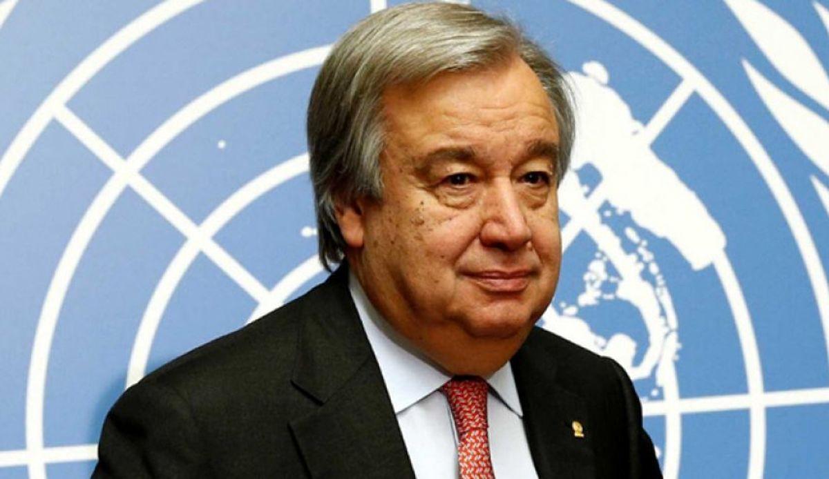 پیام دبیرکل سازمان ملل متحد به رییسی/ گوترش: شخصاً علاقمند به کار با دولت جدید ایران هستم