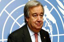 دبیرکل سازمان ملل خواستار بازگشت کامل ایران به تعهدات برجامی شد