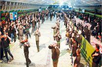 گروه فولاد مبارکه در سوگ شهادت سید و سالار شهیدان حضرت اباعبدالله الحسین (ع)