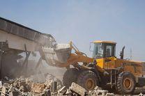 آزادسازی ۱۶۰ هکتار از اراضی تغییر کاربری یافته در چهارباغ