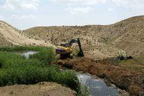 اقدامات آبخیزداری، حجم رسوبات به سد ماملو را کاهش داد