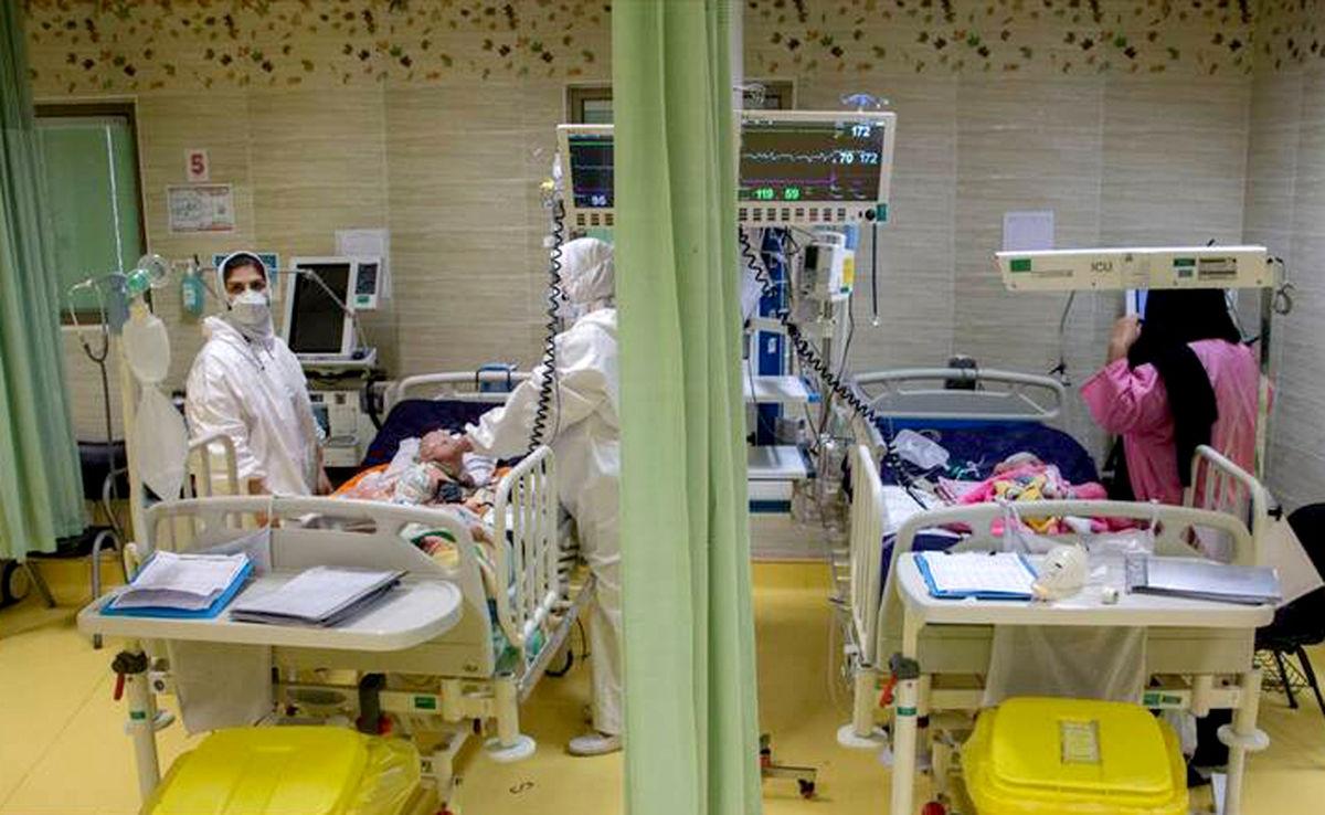 کودکان مبتلا به کرونا در بیمارستان اکبر مشهد، ۳ برابر افزایش داشته است