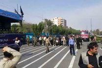 شهادت مسئول ایثارگران سپاه استان خوزستان در پی حمله تروریستی در اهواز