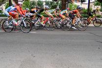 دوچرخهسواران جامعه کار و تلاش در حمایت از کودکان سرطانی رکاب میزنند