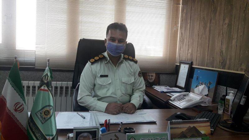 دستگیری سارق صندوق صدقات در شهرستان اردستان