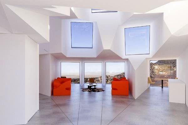 خانه ای خورشیدی از جنس کانتینرهای باری